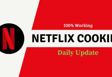 Netflix Premium Cookies August 2019 | 100% Working | Hourly Update