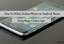Delete Useless Photos