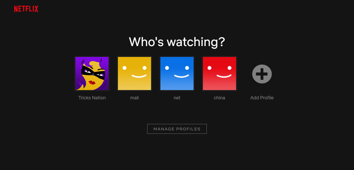 Netflix Premium Mod Apk Download [100% Working Latest Version]