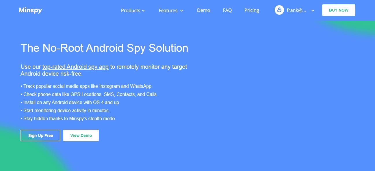 minspy-android-spy