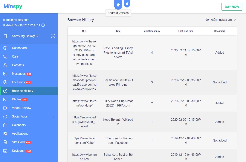 minspy-check-browser-history