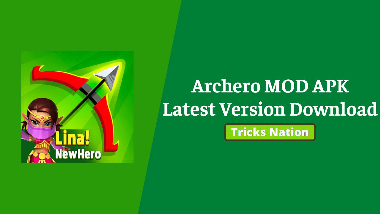 Archero MOD APK v2.8.5 (Unlimited Money & Gems, GOD MOD)